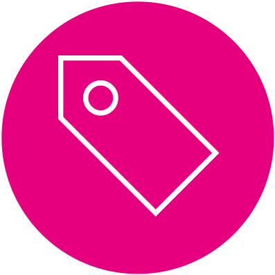 Icon aanbiedingen-promoties